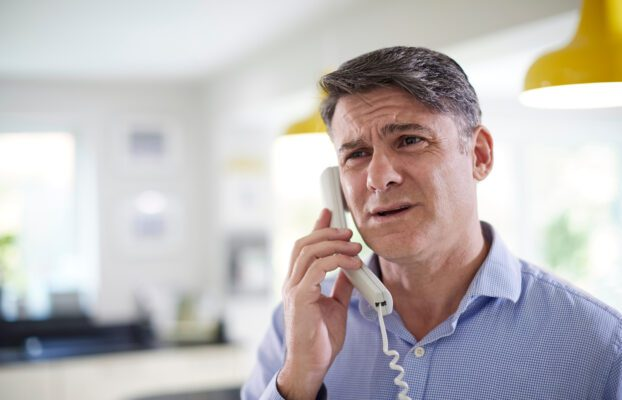 The Scourge of Nuisance Calls.